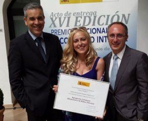 Acto de Entrega de los Premios Nacionales de Comercio Interior 2013