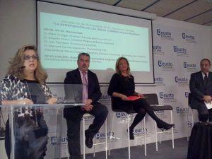 Jornada La redefinición de las Áreas Comerciales, Madrid 2015
