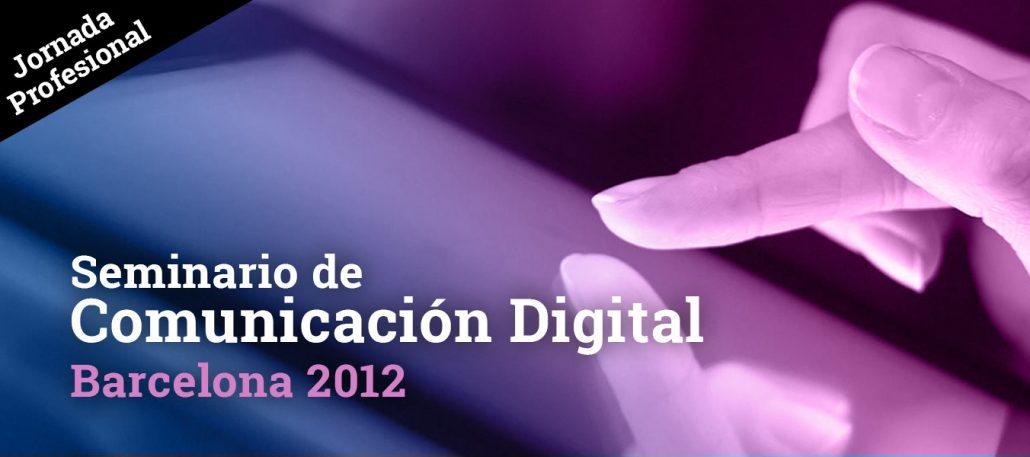 Seminario de Comunicación Digital
