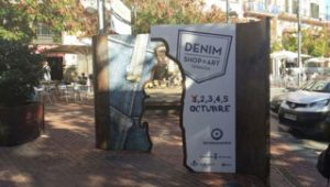 Asistencia a Denim Shop Art Terrassa