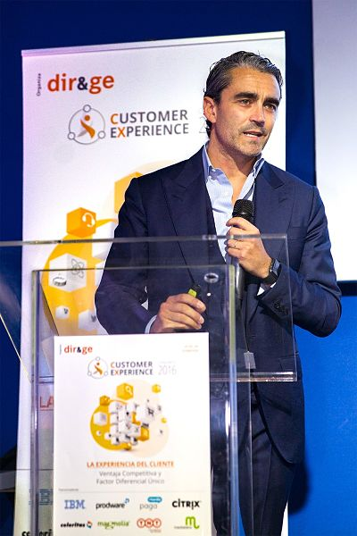 Jaime del Valle, Chief Marketing Officer de L'Oréal Group Spain