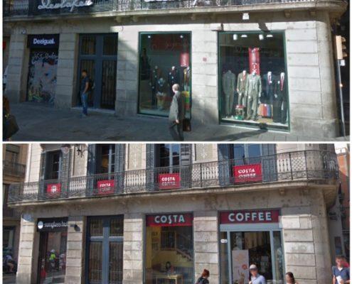 De tienda centenaria a franquicia: el antes y después de los comercios históricos de Barcelona