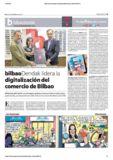 thumbnail of Deia 0706 bilbaoDendak lidera la digitalizacion del comercio de Bilbao