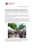 thumbnail of Todo listo para una nueva edición de 'La Botiga Al Carrer el pistoletazo de salida a las rebajas de verano en Sant Cugat