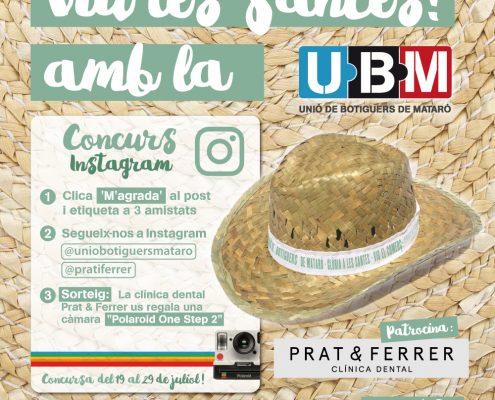 El verd turquesa, el color del barret de Les Santes de la Unió de Botiguers de Mataró