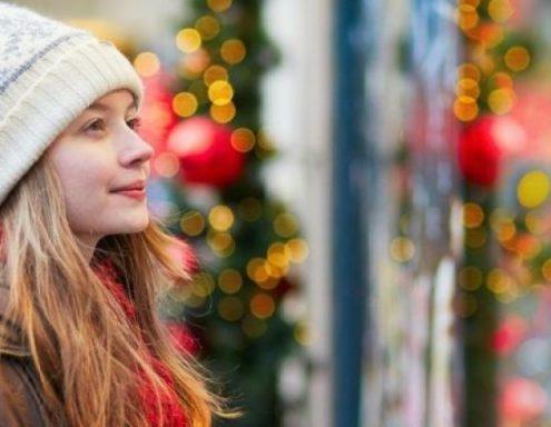 Los escaparates navideños, una pieza clave de la campaña de Navidad