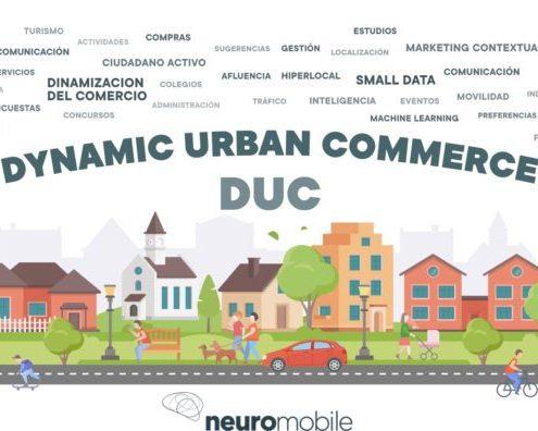 Neuromobile aprovecha las ventajas del Big Data en el comercio urbano