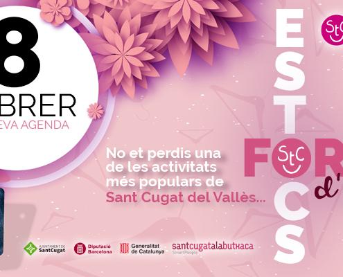 Todo listo para la nueva edición dels 'Estocs a Fora d'Hivern' en Sant Cugat del Vallès