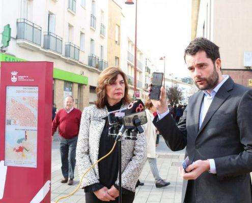 Chiclana: Sistemas de señalización inteligente en zonas comerciales y turísticas