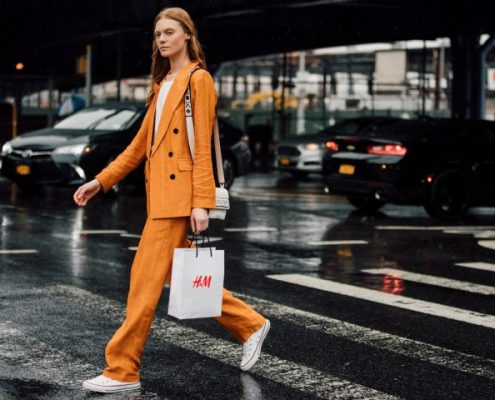 Klarna, así funciona la 'app' con la que H&M planea que salgas de sus tiendas sin pagar