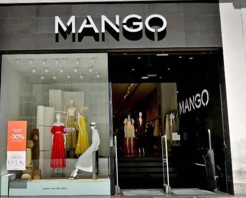 Mango factura un 50% más por Internet en el confinamiento y gana 900.000 clientes