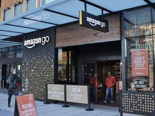 Amazon instala sus primeros supermercados en Europa: no hay que pasar por caja para pagar