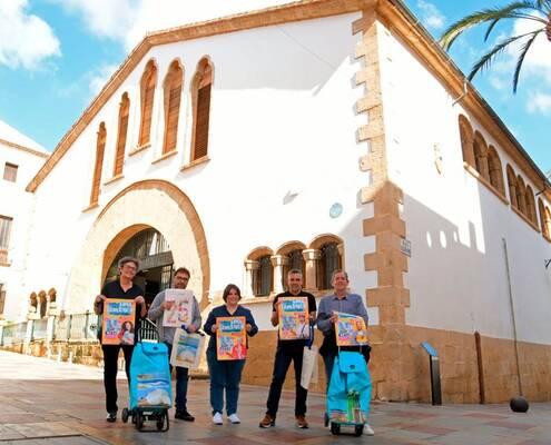 Más de 1.000 premios para los que compren en el comercio local de Xàbia